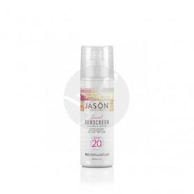 Crema Solar Facial Spf20 con Dosificador Jason