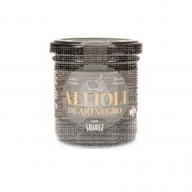 Allioli De Ajo Negro sin gluten Familia Suarez