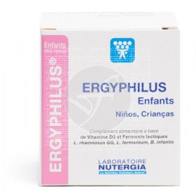 ERGYPHILUS PROBIOTICOS NIÑOS 14 SOBRES NUTERGIA