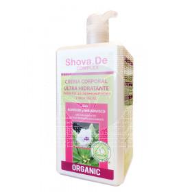 Crema corporal Ultrahidratante 1L Shova De