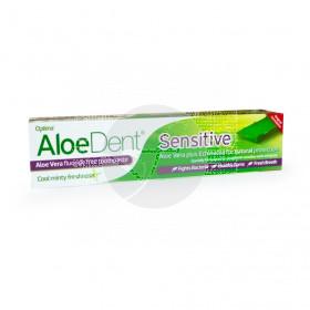 Dentífrico AloeDent Sensitive 100ml Optima