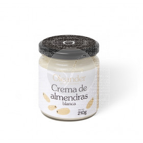 Crema de Almendras Blanca Eco Oleander