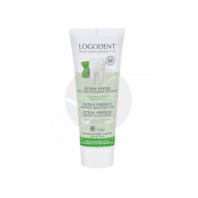 DENTIFRICO MENTA DAILY CARE EXTRA FRESCO BIO LOGONA