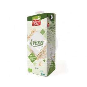 Bebida vegetal de avena bio sin azucares añadidos 1l La Finestra