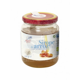 SIROPE DE ARROZ BIO 400ML LA FINESTRA