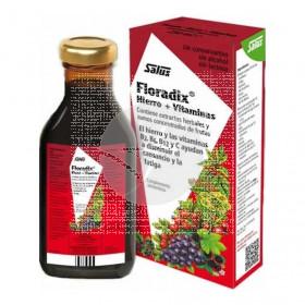 Floradix Hierro y Vitaminas Salus