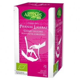 Tisana piernas Ligeras Bio Artemis
