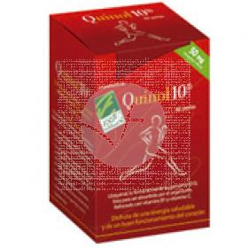 Quinol 10 Ubiquinol 50Mg 60 perlas 100% Natural