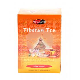 Infusión De Hierbas Natural 90 Filtros Tibetian Tea