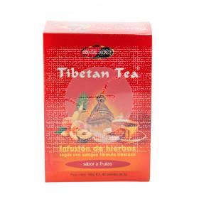 Infusión De Hierbas sabor A Frutas Tibetian Tea