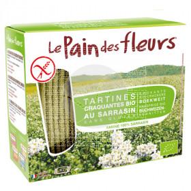 Tostadas De Trigo Sarraceno Le Pain Des Fleurs