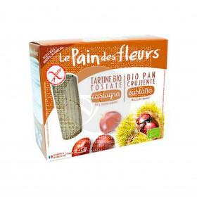 Cracker con Castaña sin gluten 300 Gr Le Pain Des Fleurs