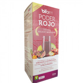 PoDer Rojo Jarabe Quemagrasas ADelgazar Biform Dietisa