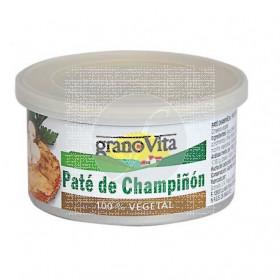 PATE CHAMPIÑON LATA GRANOVITA