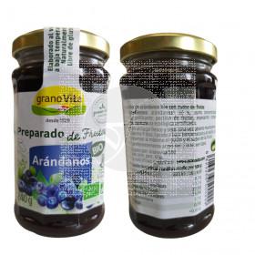 Mermelada de Arándanos Bio 240Gr Granovita