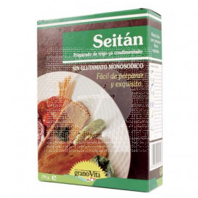 Seitan caja polvo Granovita