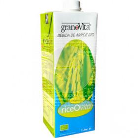 Bebida Vegetal De Arroz Bio Granovita