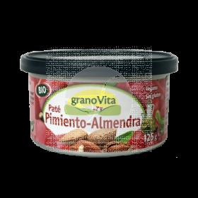 Pate Pimiento - Almendra Granovita