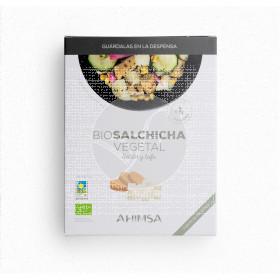 Salchicha Seitan y Tofu Eco 200Gr Ahimsa