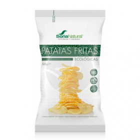 Patatas chips eco 125gr Soria Natural