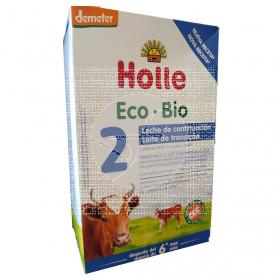 Leche Infantil De continuacion 2 Bio Holle