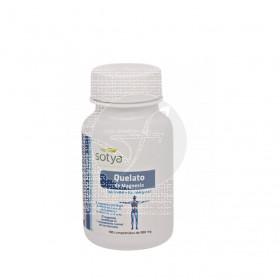 Quelato De Magnesio 100 comprimidos Sotya