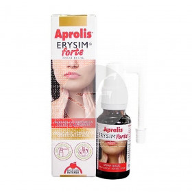 Aprolis Erysim Forte Spray Bucal Tos y Afonia 20ml Intersa