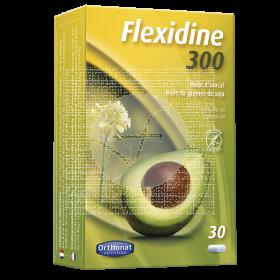 Flexidine 30 Cap Orthonat