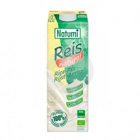 Bebida vegetal de arroz 1l Natumi