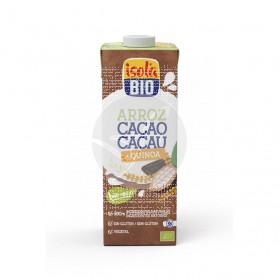 Bebida Vegetal De Arroz Quinoa y Cacao 1L Isola Bio