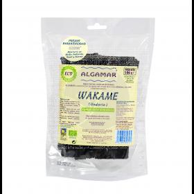 Algas Wakame Ecologica 100Gr Algamar