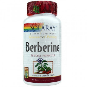 BERBERINE CAPSULAS SOLARAY