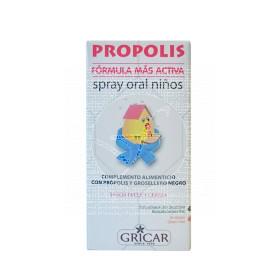Propolis Spray Oral Bimbi 15ml Gricar