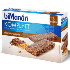 Barritas Chocolate Komplett Bimanan