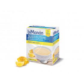 Natillas Limon Sustitutivas Bimanan