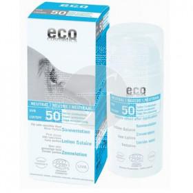 Locion Solar corporal Neutral Spf50 Eco Cosmetics