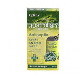 Aceite Esencial De Árbol Del Té 10ml Optima