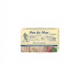 Atun Al Natural En Lata 120Gr Pan Do Mar