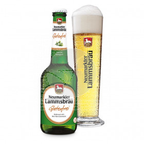 Cerveza sin gluten Lammsbrau