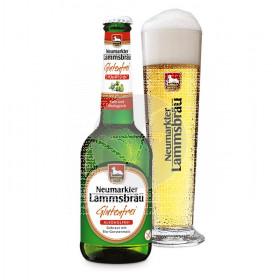 Cerveza bio sin gluten y sin alcohol Lammsbrau