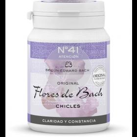 Flores De Bach Chicles Nº 41 concentracion Lemon Pharma