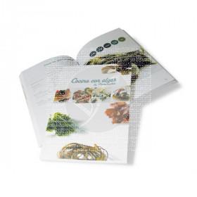 Libro Cocina con Algas By Porto muiños