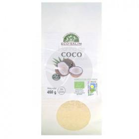 Harina Coco Eco sin gluten 400Gr Int-Salim