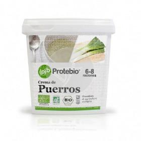 Crema Puerros Bio Protebio