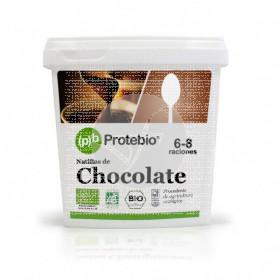 Natillas Cacao Bio Protebio
