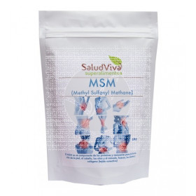 MSM 200gr Salud Viva