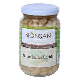 Alubias Blancas Cocidas Eco Bionsan