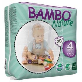 Pañales Talla 4 Maxi 7-18Kg Eco Bambo