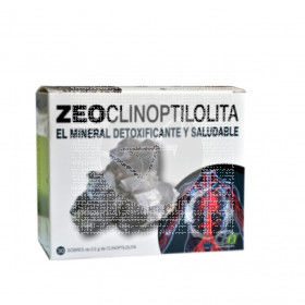 Zeoclinoptilolita 30 sobres CFN