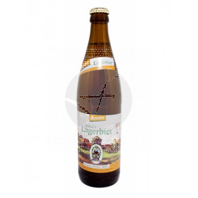 Cerveza Lagerbier bio 330ml Muller's